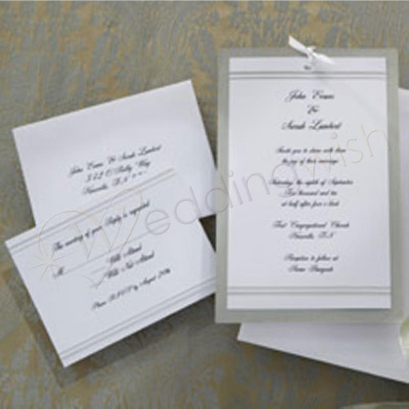 wedding wilton simply elegant wedding invitation kits x 25 wedding