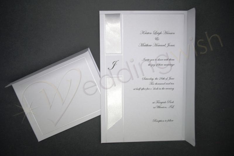 Wilton Wedding Invitation Kit Templates