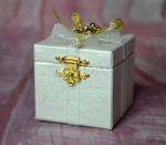 Gift box - gold bear image
