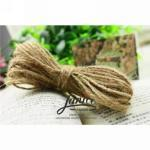 Natural Jute 2mm Twine image