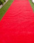 Red Carpet 7 metres x 2 Metres -  Hire Only image