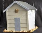 Jennifer Beach Hut Wedding Wishing Well - Hire image