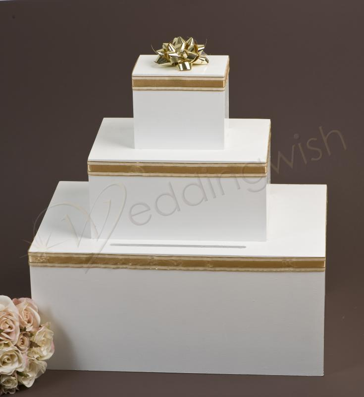 Wedding Wishing Well Card Holder Party City