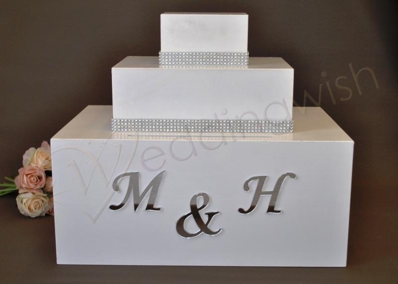 Wedding Present Box Card Keeper Wishing Well