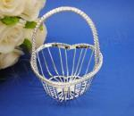 Bomboniere - Wire Heart Shaped Basket image