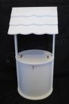 Kaitlyn Round Wishing Well - Hire image