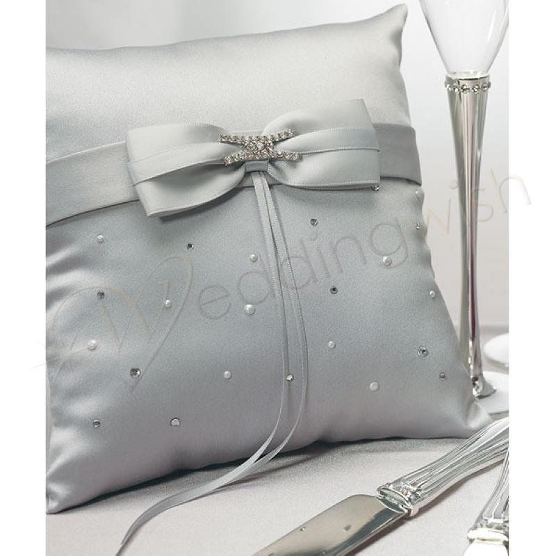 Wedding Ring Cushion Platinum By Design Ring Pillow Wedding Wish