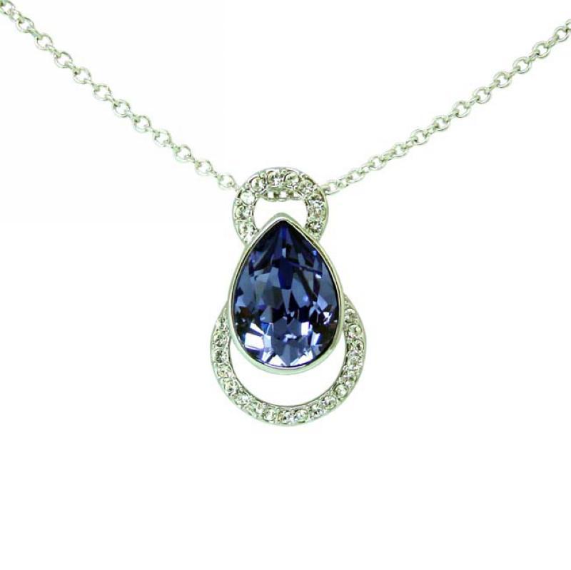 Wedding Swarovski Crystal Necklace