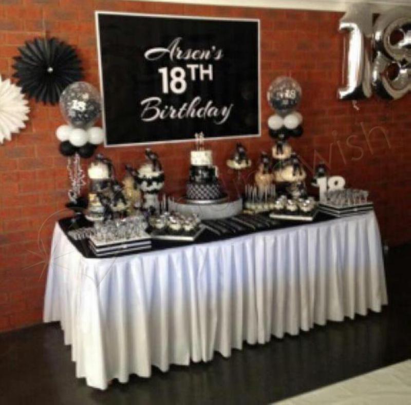 Diy Wedding Reception Buffet Ideas: Wedding DIY Candy Buffet Hire Option 2