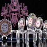 Miniature Clear Acrylic Phantom Chairs image