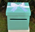 Tiffany Inspired Wishing Well Box image