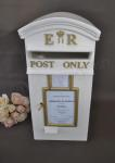 Royal Mail English Post Box Wishing Well - Hire image