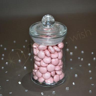 Wedding Clear Multi Purpose Glass Jars Wedding Wish