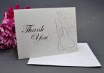 Thank You Cards x 10 Cards 10 Envelopes image