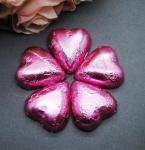 Pink Heart Shaped Chocolates x 100 image