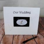 Our Wedding Signature Frame image