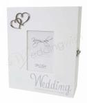 Wedding Keepsake Wooden Box image
