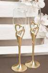 Wedding Ivory & Gold Hearts Range image