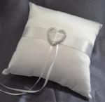 Wedding Ring Pillows image
