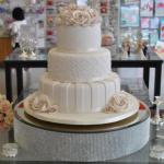 Wedding Cake Stand Hire image