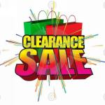 Clearance Items / Sale Items image