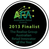 Australian Retail Awards Finalist