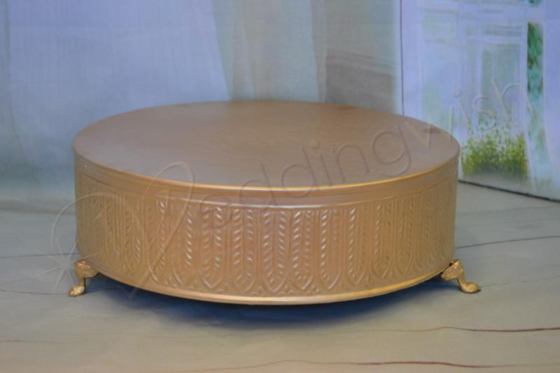14 inch gold wedding cake stand wedding gold vintage cake stand 14 inch wedding wish 10042