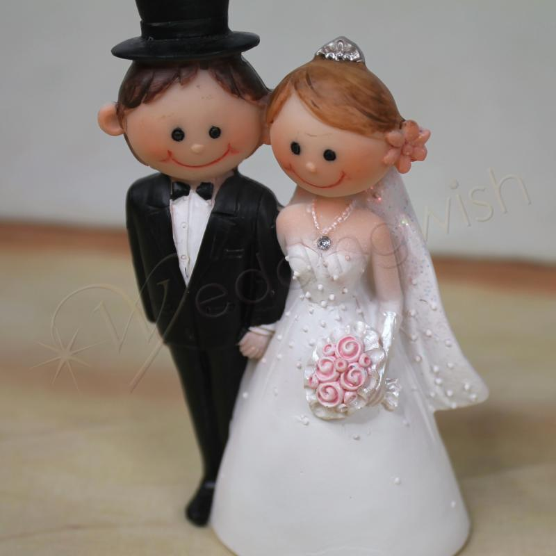 wedding cake bride and groom figurines wedding and groom figurine cake topper novelty 22087